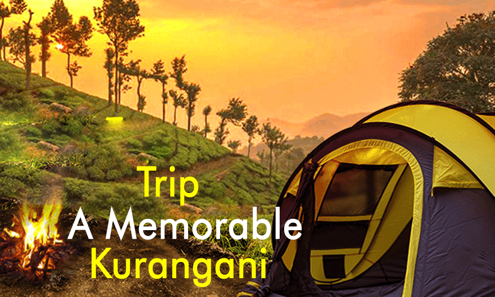 Kurangani.Theni Surrounded by the mountain ranges of the Western Ghats, kurangani in Kerala is Kerala 's tourism hot-spot. The main attractions of kurangani hill station are lush green tea plantations-rengha Holidays