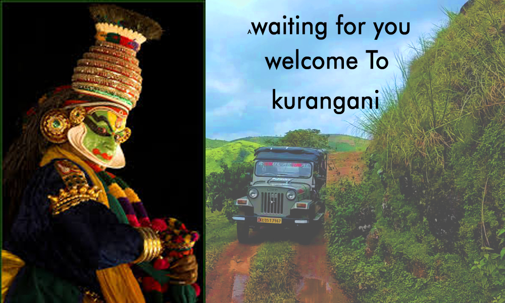 Kurangani,Theni.Welcome to Kurangani Hills, the Western Ghats for a glimpse on the forces of Nature,