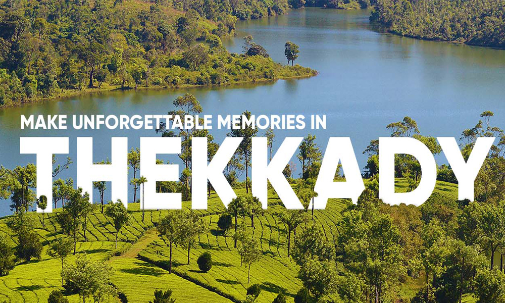 kurangani,Thekkady its Most It is situated about 18 km from Thekkady at an altitude of 1341 m above sea level. It is surrounded by lush greenery and is closed throughout the year except during the Chi-Rengha holidays