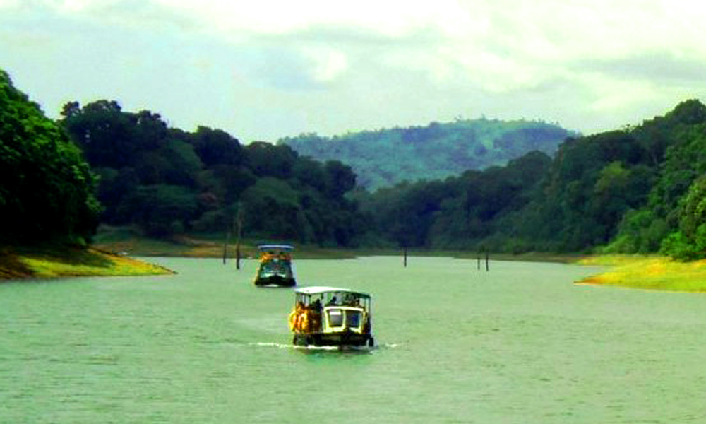 Kurangani.Thekkady,Boating The first and foremost activity of a tourist in Thekkady is Boating in the Lake around wild life sanctuary. One can see the wild animals along the sides of the lake .The boa-RENGHA HOLIDAYS