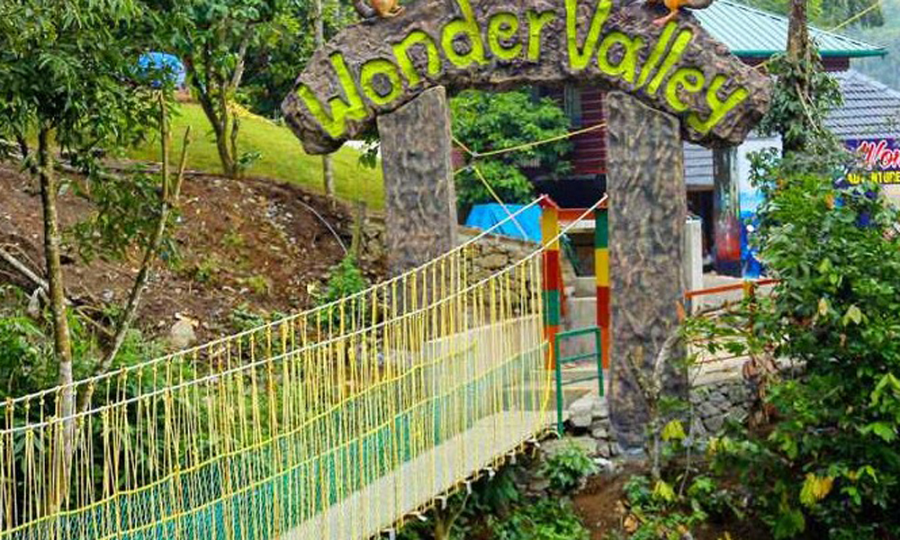 Kurangani,Munnar, Amusement Park Amusement Park is an eco-friendly park located in the midst of nature. The park retains the natural landscape of the region to take its guests closer to nature and off-RENGHA HOLIDAYS