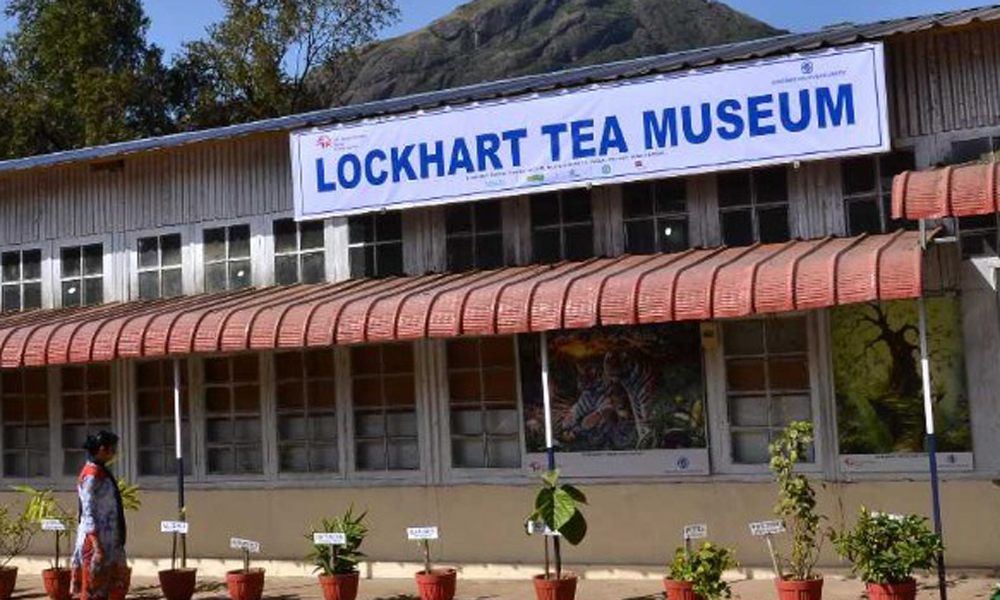 Kurangani ,MUNNAR the museum is a part of the Lockhart Estate which is a major tea plantation estate. The museum offers a historical insight into the first ever tea plantations Here you can see the me-RENGHA HOLIDAYS